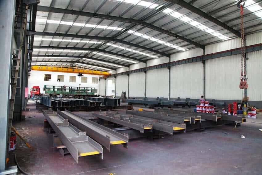 Steel Building Factory