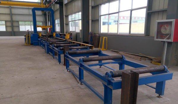Havit Steel Assembling Machine
