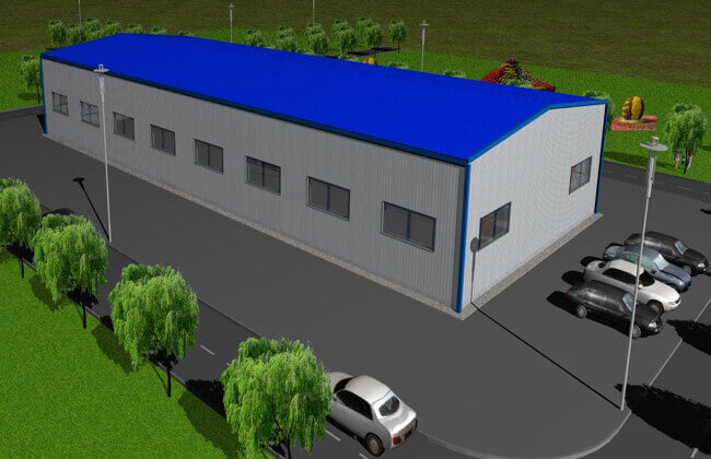 47x18m Office Building