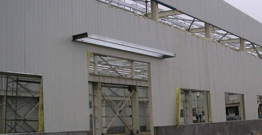 Insulate Metal Buildings