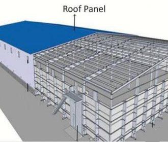 Metal Cladding Panel
