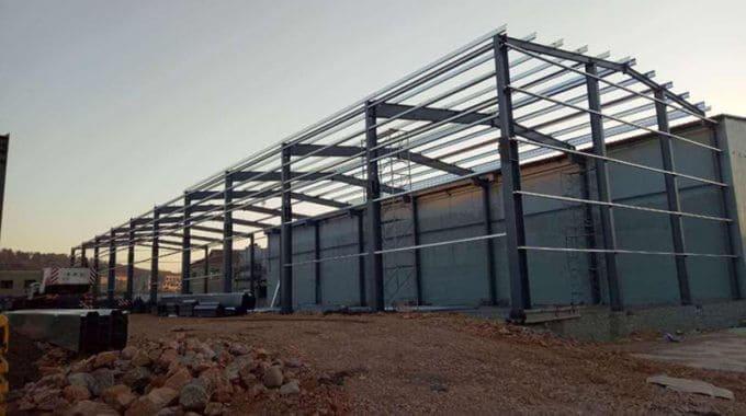 Steel Building Components