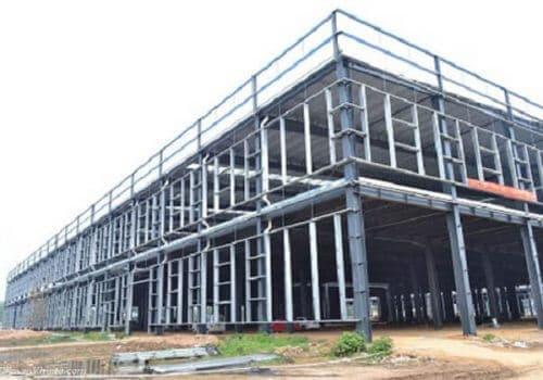 Steel Retail Building