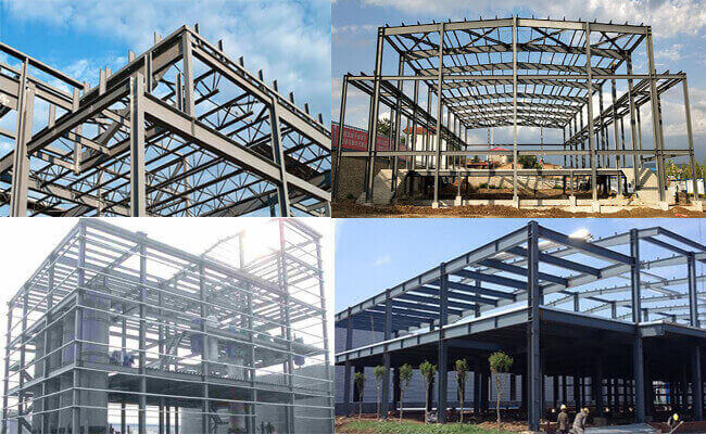 Steel Structure Building, Durable Prefab Steel Building, Havit Steel