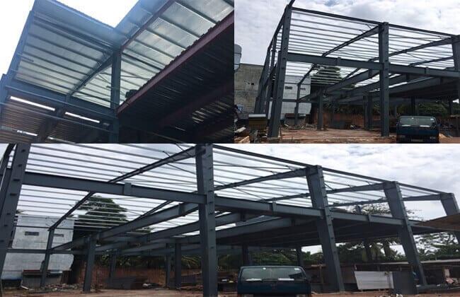 Steel Warehouse Building SriLanka