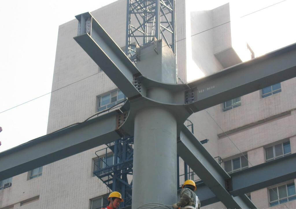 Concrete Filled Steel Tubular