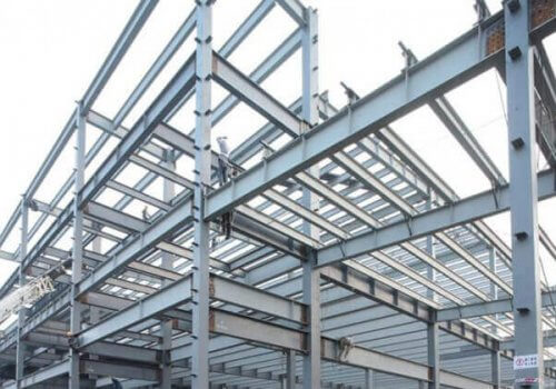 Steel Structure Frame Building