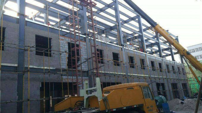 Steel Residential Building Kits