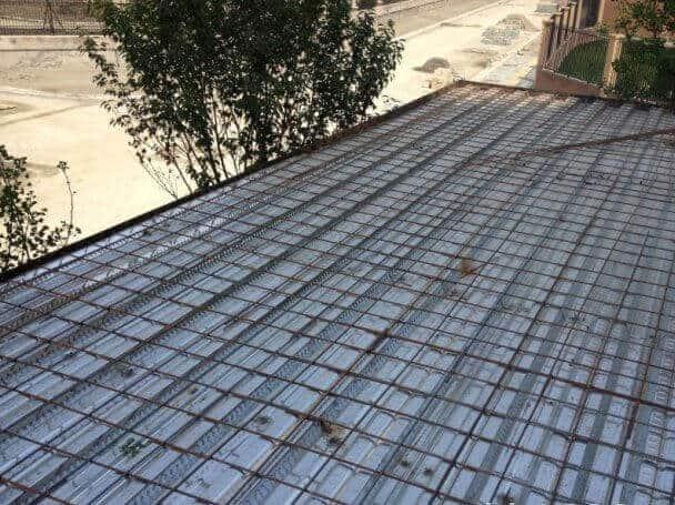 Metal Deck Floor