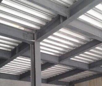 Steel Structure Warehouse Mezzanine