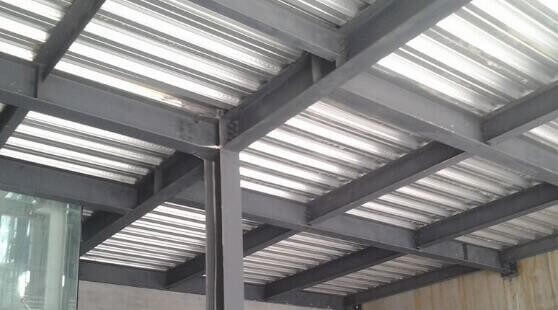Steel Structure Warehouse Mezzanine