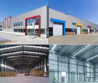 Pre-engineered Metal Buildings