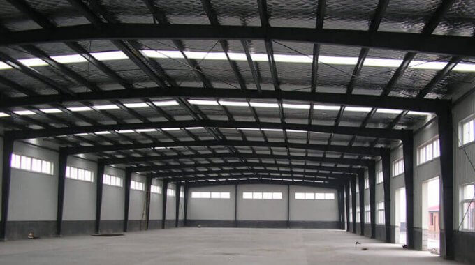 Price Of Steel Structure Warehouse