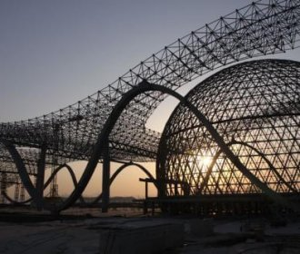 Space Steel Structure