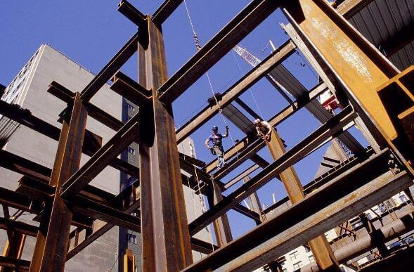 steel structure building costs