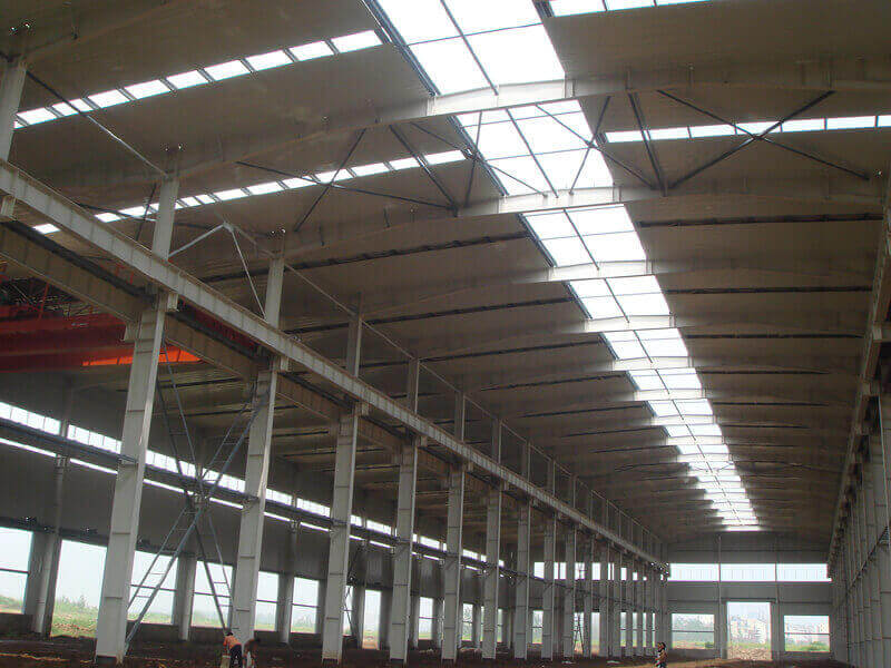 Advantages Of Industrial Warehouse Buildings