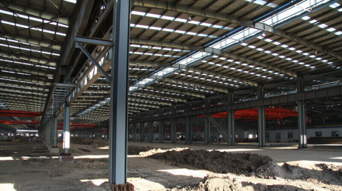 Steel Workshop Buildings