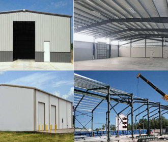 Metal Structure Buildings