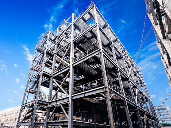 Multi-story Steel Buildings