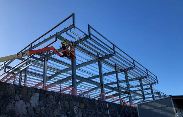 Metal Building In Hawaii