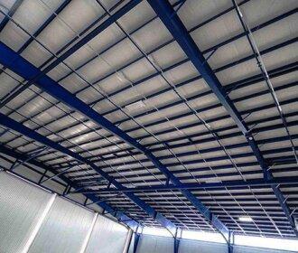 Prefab Steel Workshop Buildings