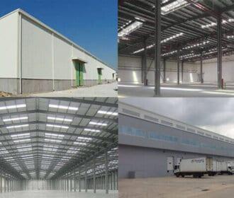 Prefab Steel Warehouse