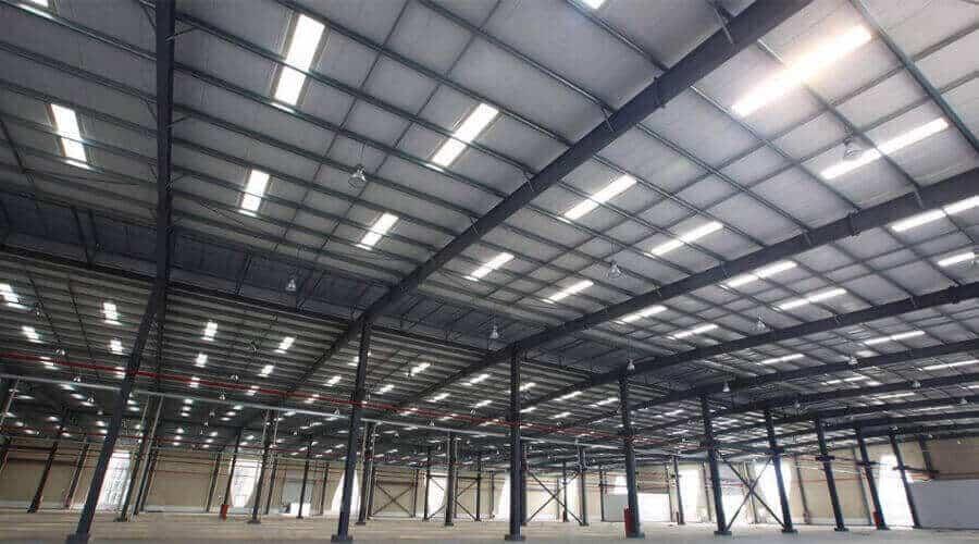 Steel Structure Industrial Workshop