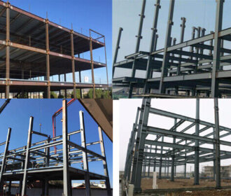 Steel Structure Multi-story Building