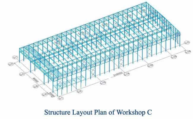 steel sructure workshop