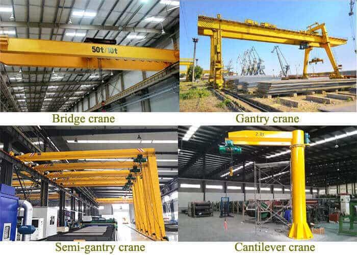 Crane type