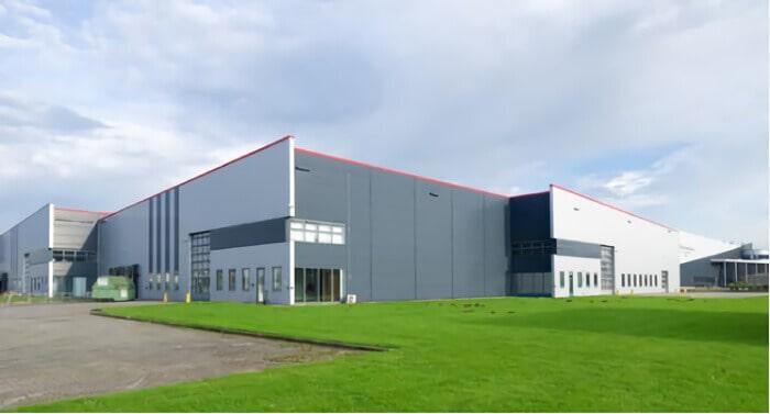 Logistics Warehouse Building