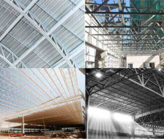 Steel Structure Roof