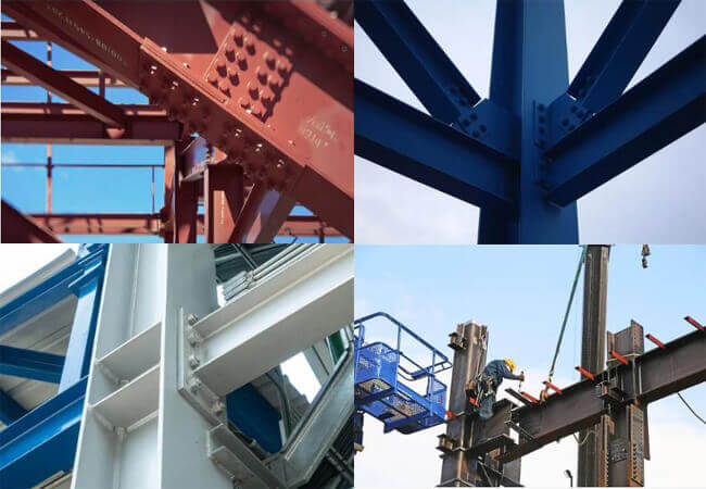 steel structure joint
