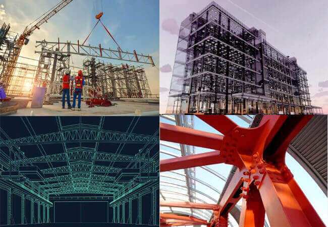 Steel Structure Building Design