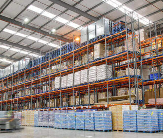 Logistics Warehouse Design