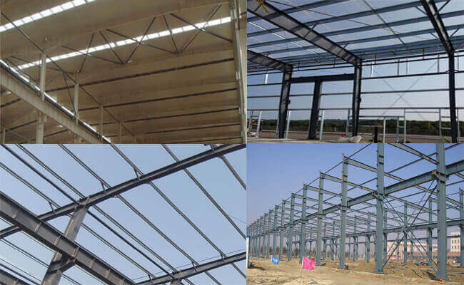 steel structure bracing system
