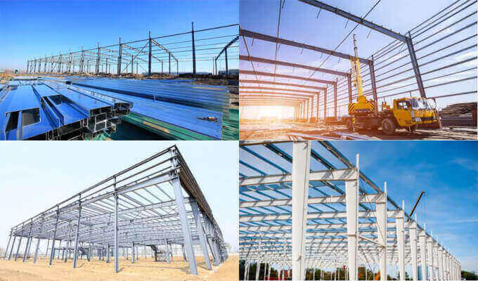 Steel Structure Export